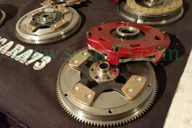 Clutches & Flywheels
