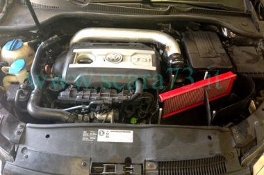 Induction Kit & Engine Cover